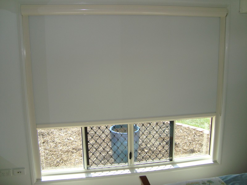 Rollerblinds Internal Blind To Cover Windows And Doors
