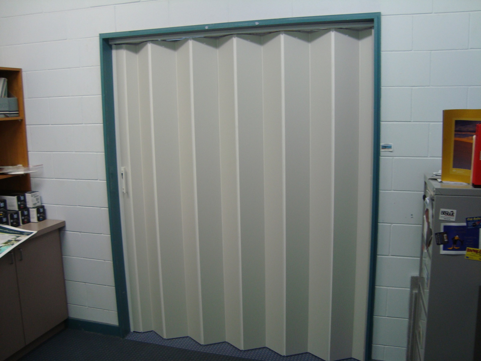 Folding Concertina Doors & Folding Concertina Doors Acoustic Sound Rated Doors | Blinds ...