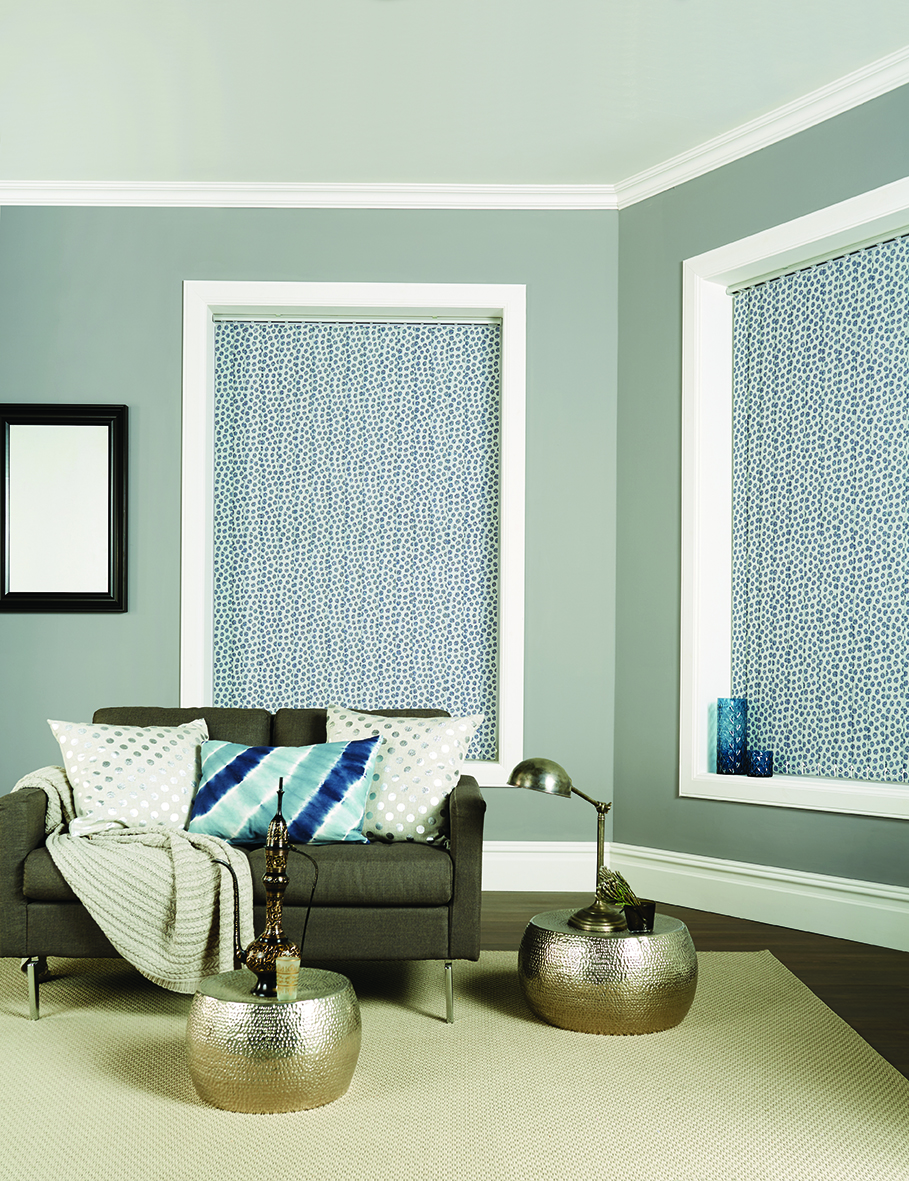 Vertical Drapes Are A Versatile And Practical Internal