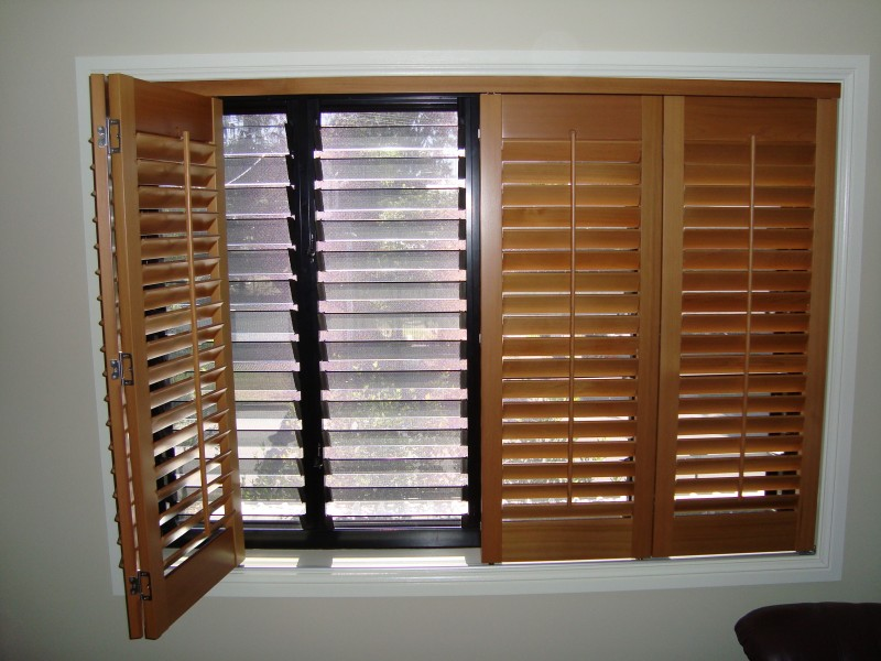 Bay window shutters - Internal Plantation Shutters Inside Shutter Blinds