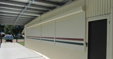 GET READY WITH ROLLERSHUTTERS