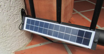 SOLAR MOTORISED BLINDS