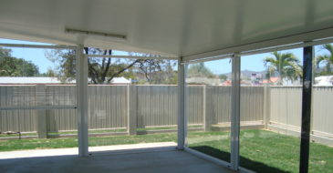 IS THE RAIN A PROBLEM YOU NEED BLINDS TO FIX