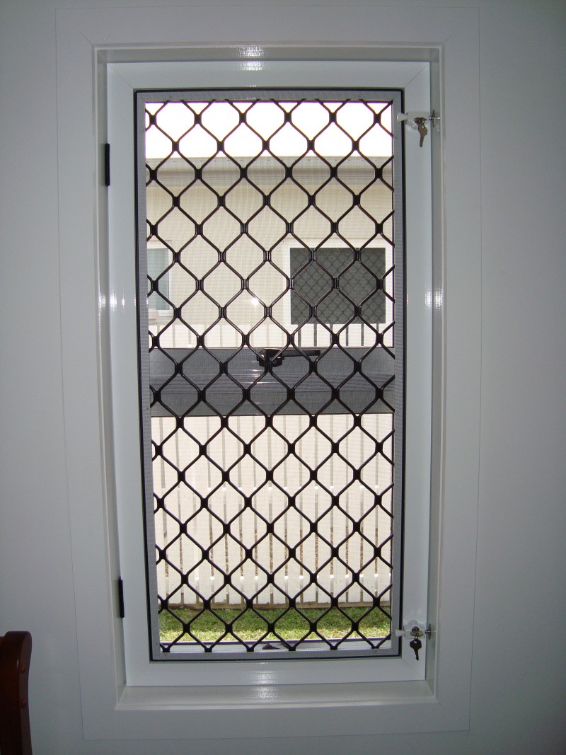 Hinged Security Screens Blinds Awnings Shutters