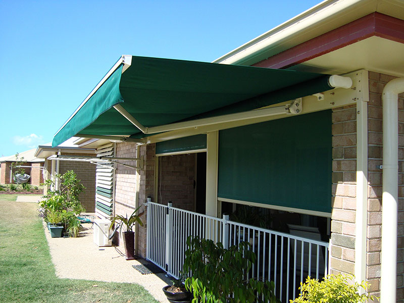 Folding Arm Awnings Blinds Awnings Shutters Security