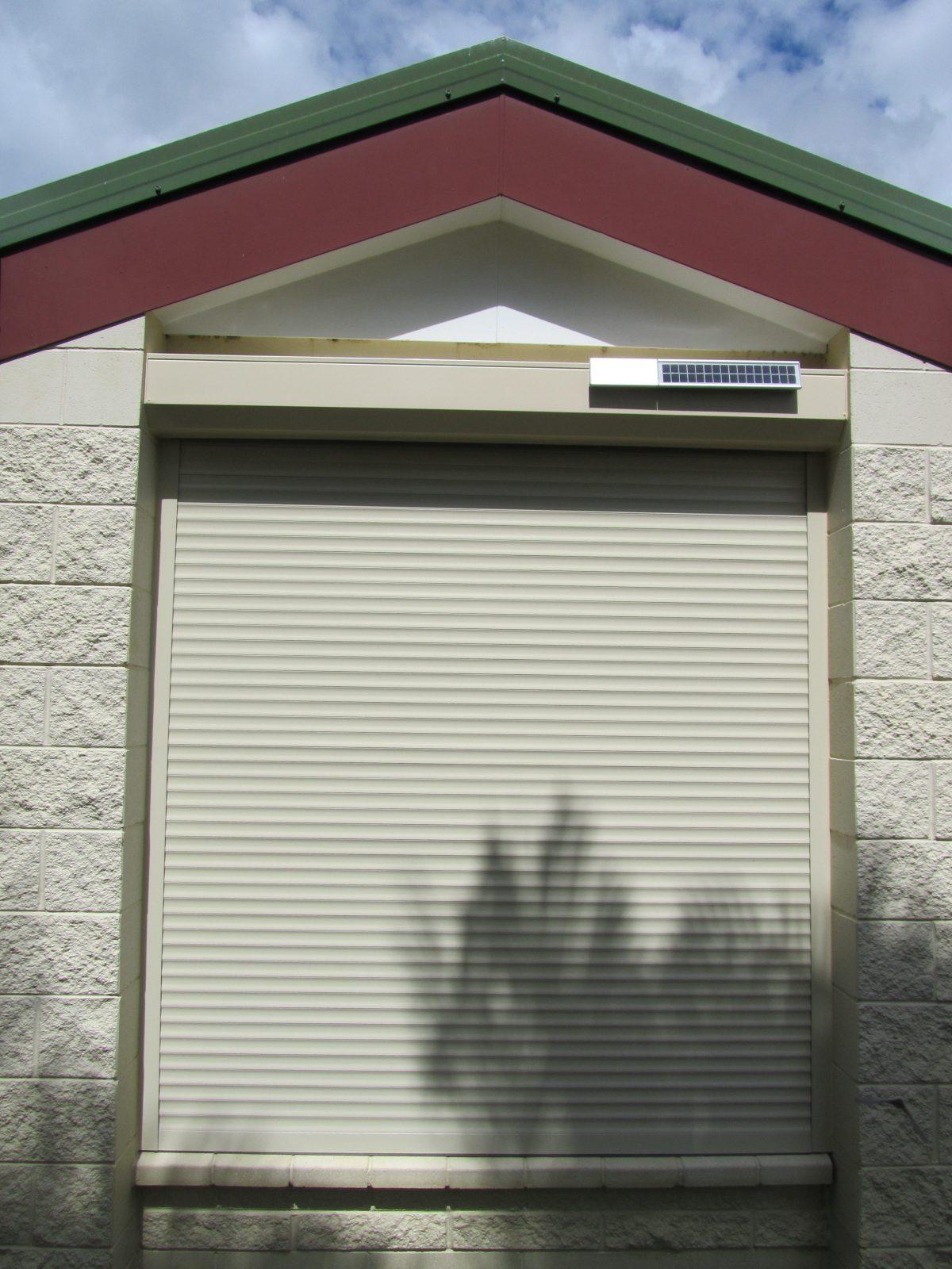 Battery Motorisation Including Solar Powered Blinds