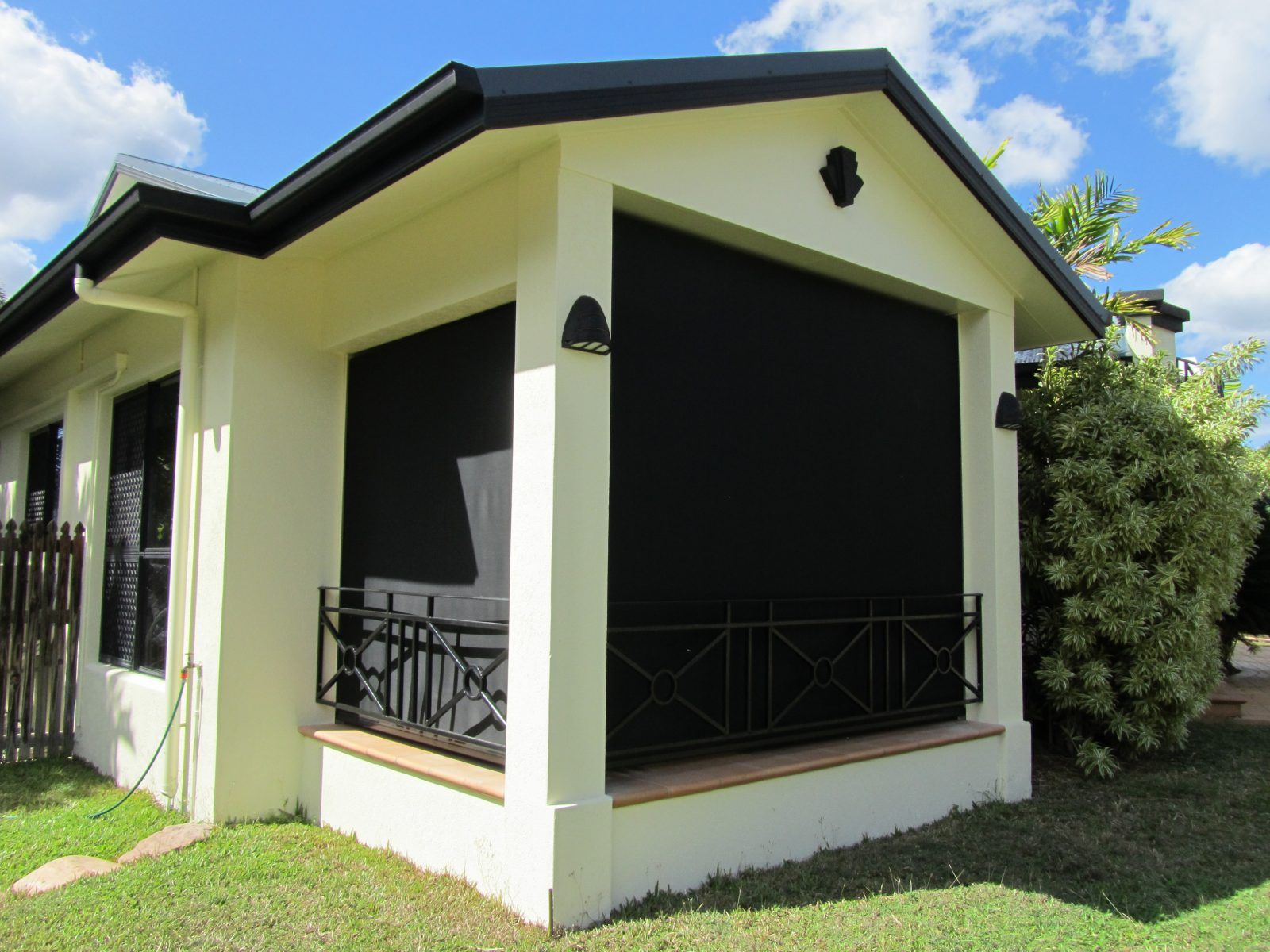 Channel Patio Sunscreen Blinds Blinds Awnings Shutters