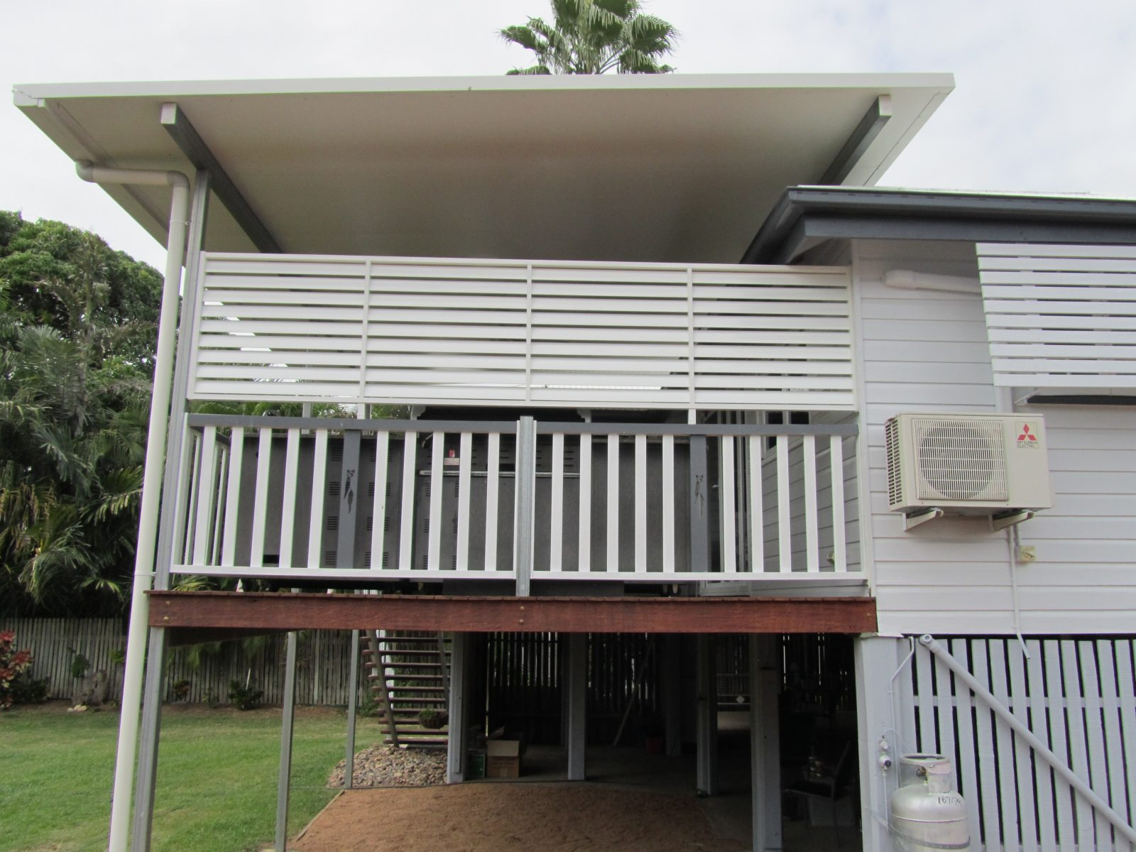 Aluminium Fixed Aerofoil Shutters Screens Blinds Awnings