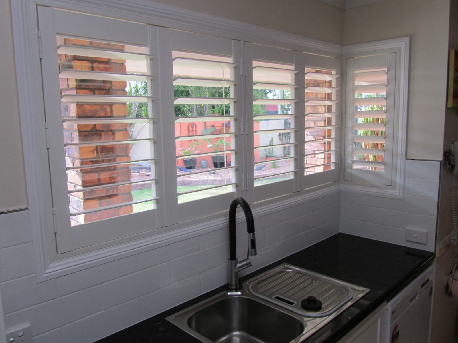 Project Gallery - Blinds, Awnings, Shutters, Security ...